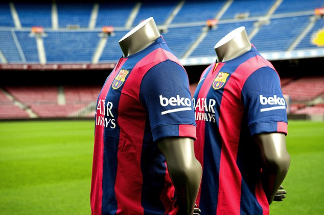Spain FC Barcelona Beko Partnership