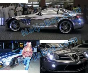 Diouf's Super car