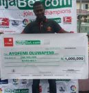 MEET THE LATEST MILLIONAIRE IN NIGERIA COURTESY OF NAIJABET