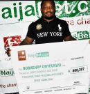 FESTIVE SEASON: Onyeukwu wins #800k on NaijaBet with Just N1000