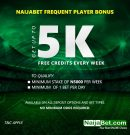 NAIJABET FREQUENT PLAYER BONUS
