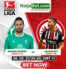Preview: Werder Bremen vs. Eintracht Frankfurt