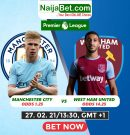 Preview: Manchester City vs. West Ham United
