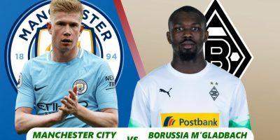Preview: Manchester City vs. Borussia Monchengladbach