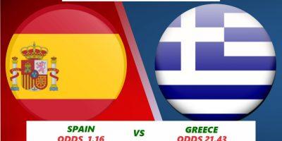 Preview: Spain vs. Greece