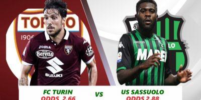 Preview: Torino vs. Sassuolo