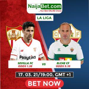 Preview: Sevilla vs. Elche