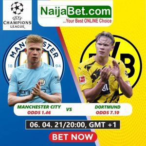 Preview: Manchester City vs. Borussia Dortmund