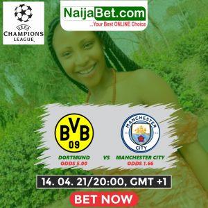 Preview: Borussia Dortmund vs. Manchester City