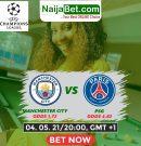 Preview: Manchester City vs. Paris Saint-Germain