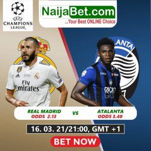 Preview: Real Madrid vs. Atalanta BC