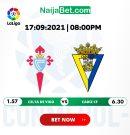 Preview: Celta Vigo vs. Cadiz