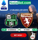 Preview: Sassuolo vs. Torino