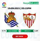 Preview: Real Sociedad vs. Sevilla